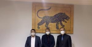 DEVA Partisi İstanbul İl Başkanı Gazi Cemevi'ni ziyaret etti