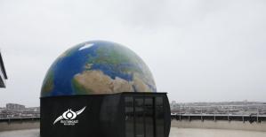 Sultangazi'de Bilim Merkezi'ne Dev Planetaryum