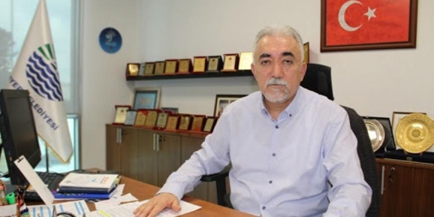 Başkan Yardımcısı Hüseyin Coşkun,Kovid-19 testinin pozitif çıktığını açıkladı