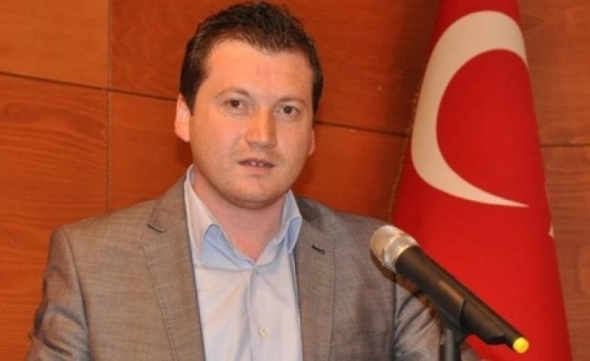 Bora Balcıoğlu'dan Kurban Bayramı Mesajı