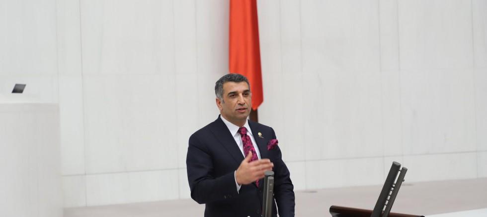 CHP Elazığ Milletvekili Gürsel Erol, vatandaşları Corona virüse karşı uyardı.