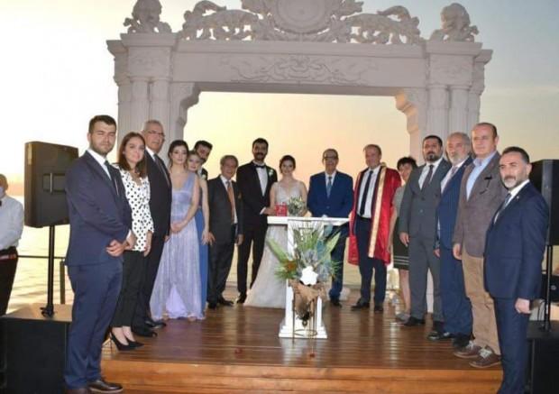 CHP'lilerin Buluştuğu Düğün