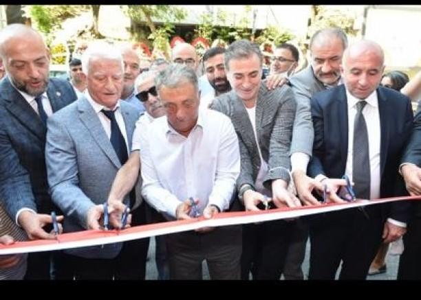 Çukur Ciğerci Beşiktaş Görkemli Açılışla Hizmete Girdi