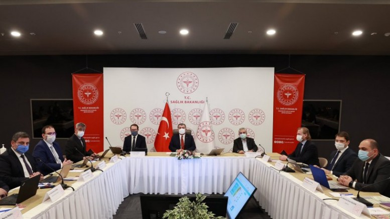 Fahrettin Koca: İstanbul'da vaka sayısı yüzde 20 düştü!