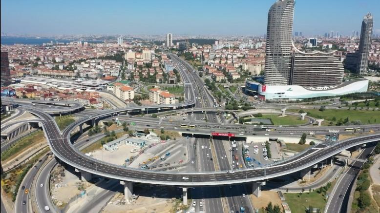 Fikirtepe Kavşağı İstanbul'a bayram hediyesi oldu