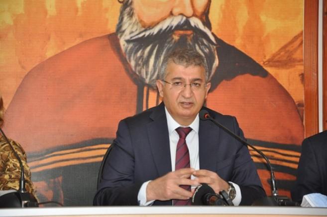 Gazi Cemevi  Başkanı Hıdır Karadaş '' Söz verdik Yorulmadan bıkmadan halkımıza hizmet edeceğiz.''
