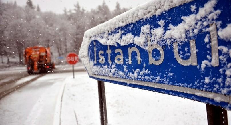 İstanbullular dikkat! Kar yine geliyor
