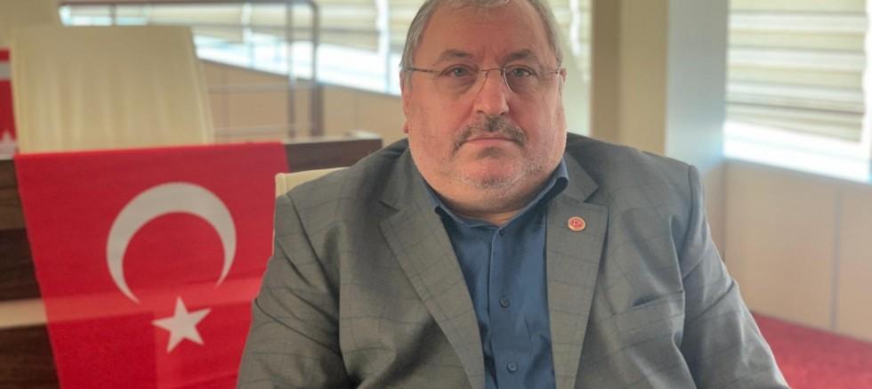 İYİ Partili Enver Hamzaoğlu'ndan Gündem Dışı Konuşma