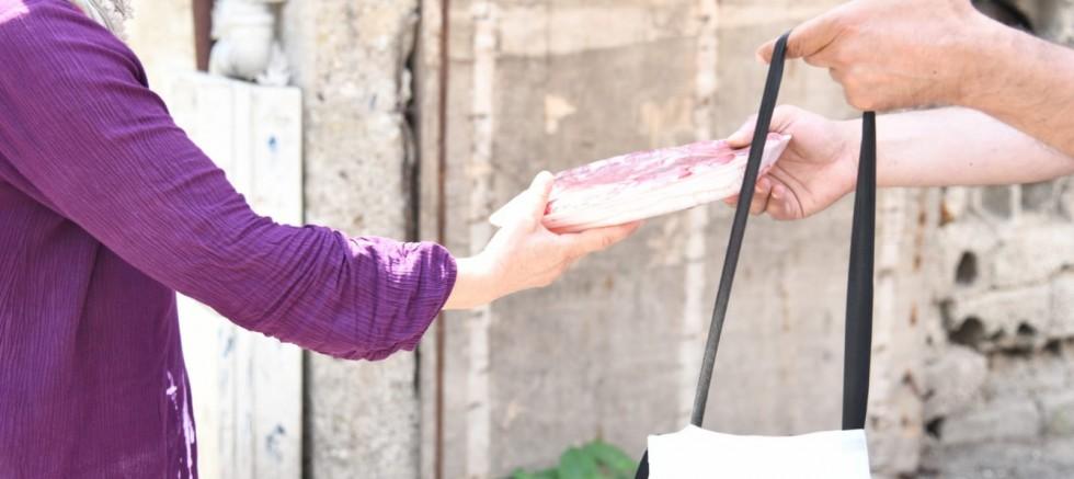 Kadıköy'de Kurban Bayramı dayanışması! İhtiyaç sahiplerine ulaştırıldı