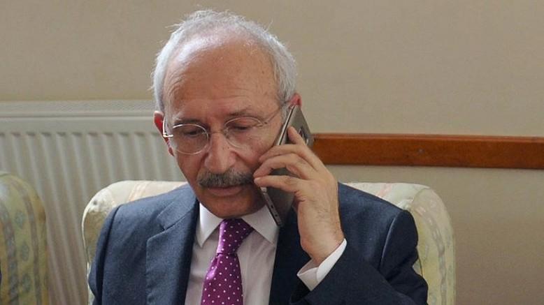 Kılıçdaroğlu'ndan Ali Koç'a 'geçmiş olsun' telefonu