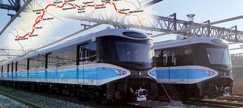 Mahmutbey Metrosu, Esenyurt'a uzanıyor
