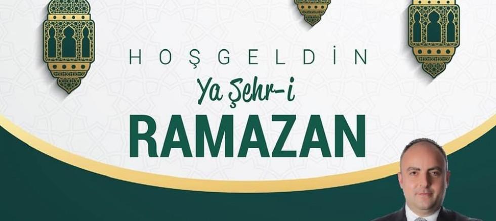 Melih Yıldız'dan Ramazan Ayı mesajı