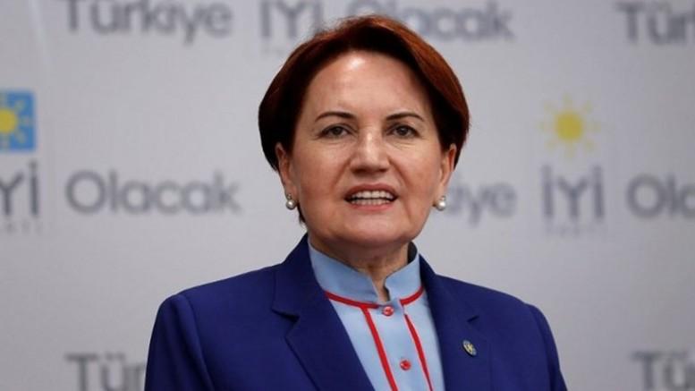 Meral Akşener'den 1 Mayıs mesajı