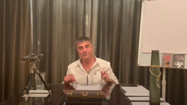 Sedat Peker 9. videoyu yayınladı