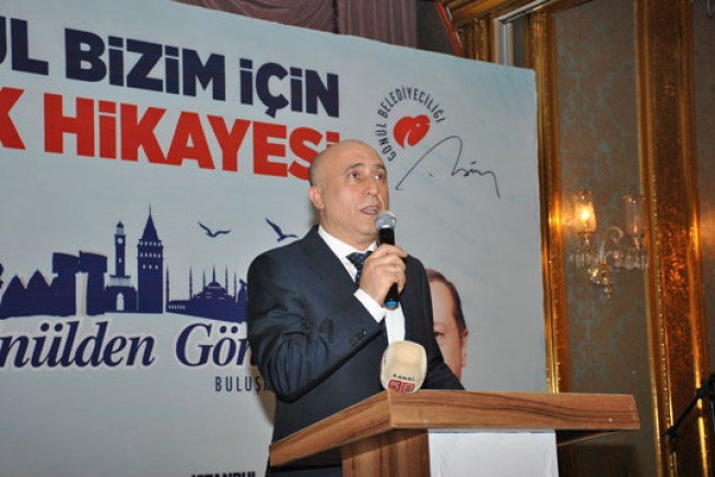 Sultangazi Sivaslılar Derneği Başkanı Eyüp Bayrak 'dan 1 Mayıs mesajı