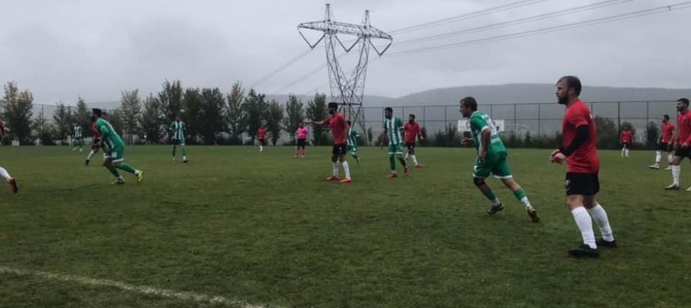 Sultangazispor 2–1 Amasyaspor (Hazırlık Maçı)