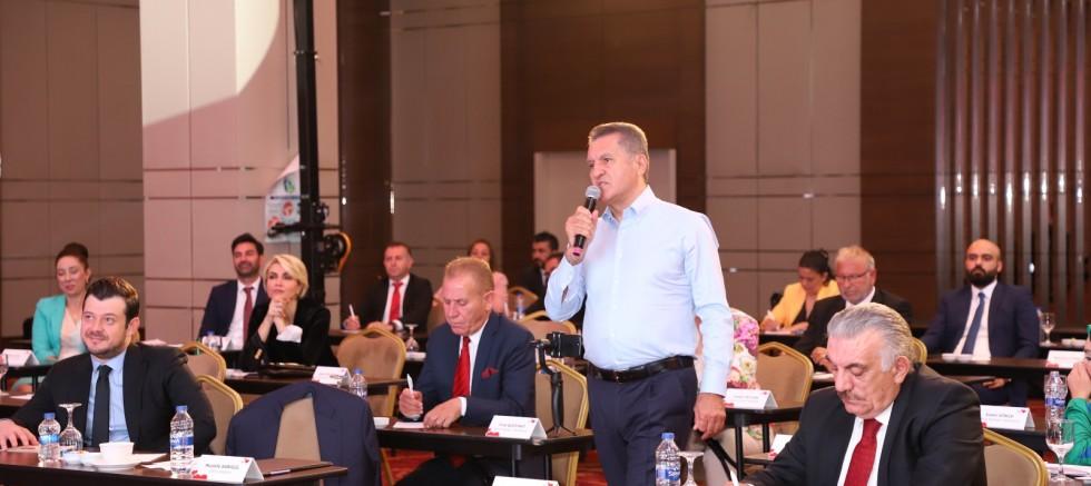 TDP Genel Başkanı Mustafa Sarıgül'den önemli açıklamalar