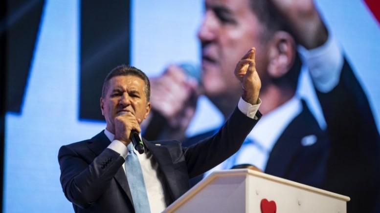 TDP ilk kurultayını yaptı... Mustafa Sarıgül: 14 belediye başkanı bize gelmek istiyor