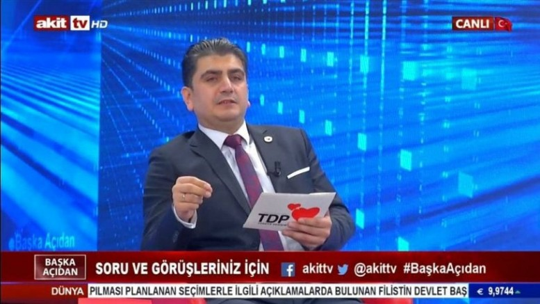 TDP'li Hüseyin Akgün: 17 günlük yasakta hazinenin kaybı 800 milyon lira