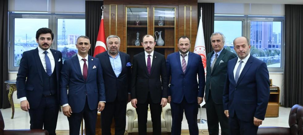 Trabzon Dernekleri Federasyonu'dan Ankara'ya çıkarma yaptı