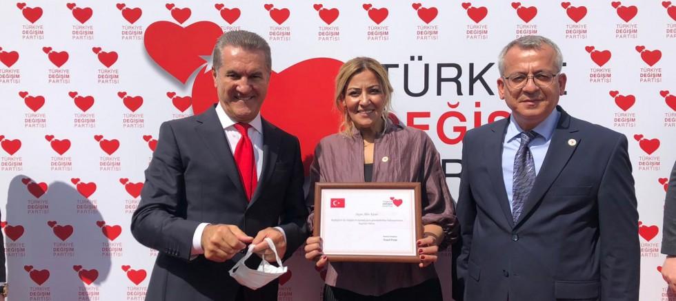 Türkiye Değişim Partisi İstanbul'da her geçen gün büyüyor