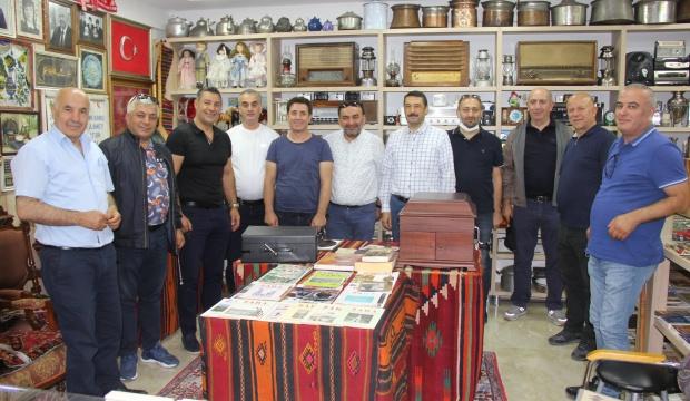Zara'daki  'Antika müzesi' yoğun ilgi görüyor