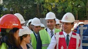 Beşiktaş Belediye Başkanı Rıza Akpolat , 'askıda fatura' kampanyasına destek istedi