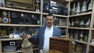 Cemalettin Temur, Zara'nın gelişimi ve gelecek kuşaklara daha iyi anlatılması konularında bilgiler verdi.