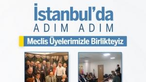 İYİ Partili Kemal Karuç'dan Buğra Kavuncu'ya Tam Destek